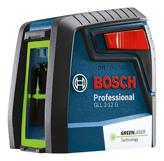 Nível Láser Verde Bosch Gll 2-12 G