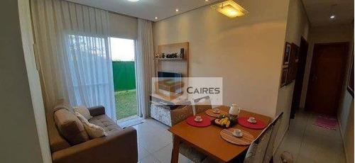 Imagem 1 de 6 de Apartamento Com 2 Dormitórios À Venda, 45 M² Por R$ 310.000,00 - Jardim Jurema - Valinhos/sp - Ap8112
