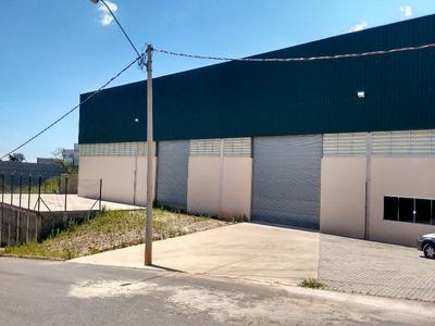 Galpão Industrial No Bairro Iporanga Sorocaba Sp, Imóvel Para Locação - Gl00063 - 3534513
