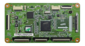 Placa T-con Samsung Pl50c550g1f Lj41-08382a Lote2