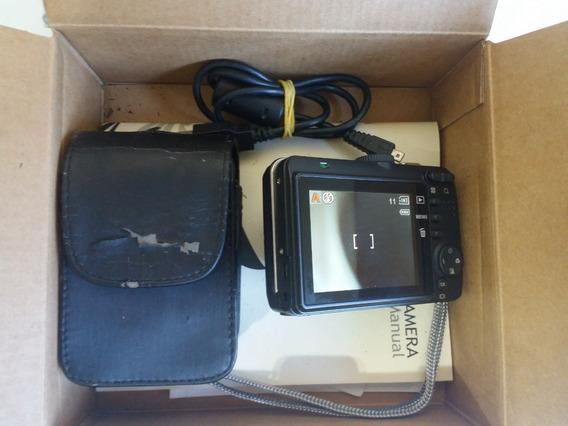 Câmera Digital Mitsuca Modelo Dc7325br 7 Megapixels Na Caixa