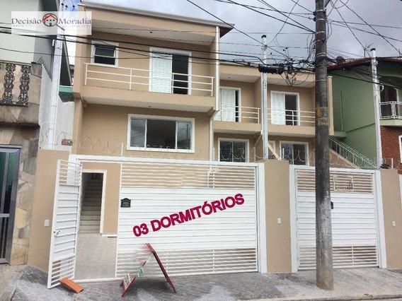 Sobrado Com 3 Dormitórios À Venda, 120 M² Por R$ 467.000 - Butantã - São Paulo/sp - So0117