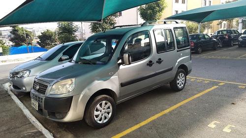 Fiat Doblo 2013 1.8 16v Essence Flex 5p