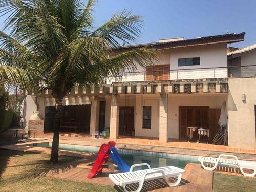 Imagem 1 de 30 de Casa À Venda, 411 M² Por R$ 1.300.000,00 - Condomínio Vivendas Do Lago - Sorocaba/sp - Ca2529