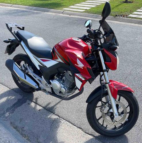 Honda Twister - Cb250, Como Nueva 7500km, Unico Dueño, 2019