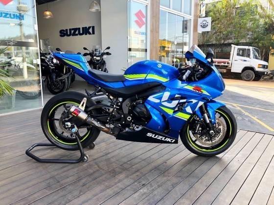 Suzuki Gsx-r1000a 2019