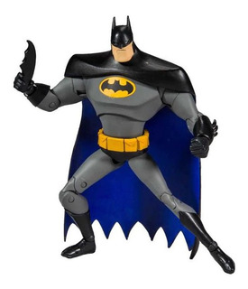 Dc Comics Figura Lujo Batman Anime 17 Cm Int 15501 Orig Muñe