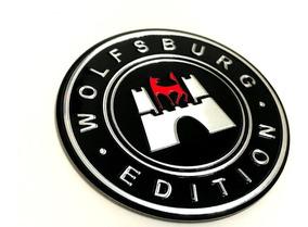 Emblema Wolfsburg Edition 5cm - Volkwagen