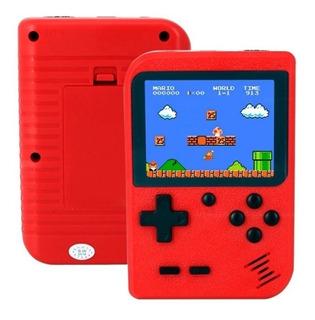 Consola Portatil Juegos Retro Game Box Con Juegos Incluidos