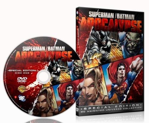 Imagen 1 de 1 de Superman / Batman : Apocalypse (2010) Dvd - Pelicula Dc