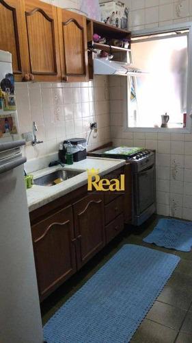 Apartamento Com 2 Dormitórios À Venda, 56 M²  No Bairro - Vila Mangalot - São Paulo/sp - Ap6745