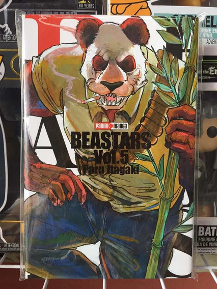 Panini Manga Beastars 1 2 3 4 5