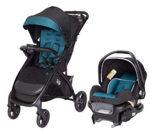 Imagen 1 de 11 de Coche Baby Trend Tango Travel System Veridian