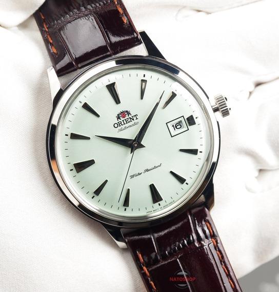 Relógio Orient Bambino 2ª Geração Automático Branco