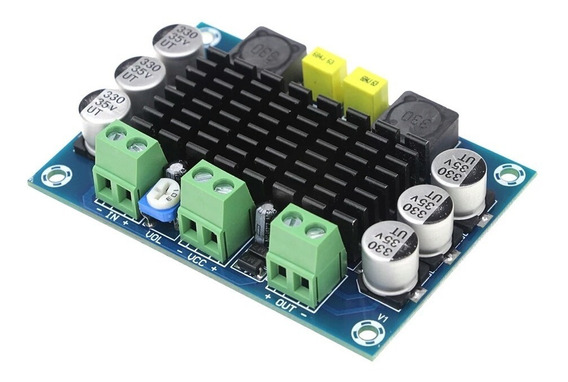 Placa Amplificador Módulo 100wrms Tpa 3116 2d( 15% Off !)