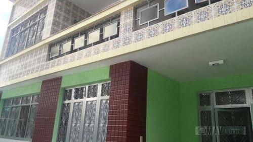 Imagem 1 de 21 de Casa Com 3 Dormitórios À Venda, 125 M² Por R$ 350.000,00 - Realengo - Rio De Janeiro/rj - Ca0456