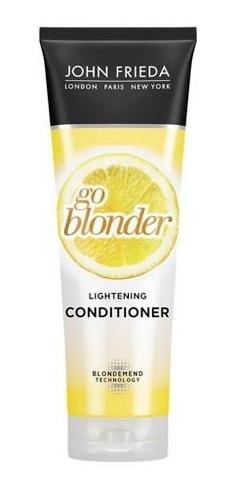 Acondicionador Sheer Blonde Go Blonder Lightening John Fried