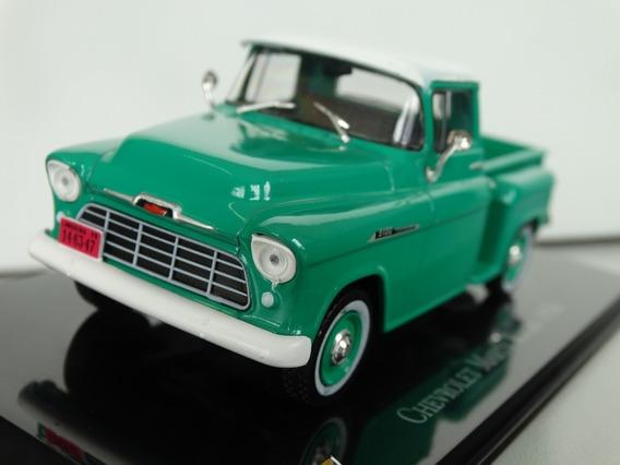 Miniatura 1.43 Chevrolet Marta Rocha 1956 Carro + Fascículo