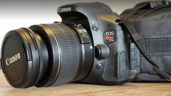 Canon T3i / 600d Com Lente 18-55mm