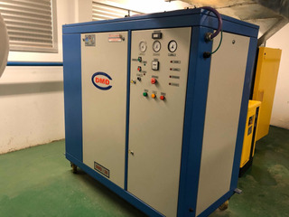 Compresor A Tornillo Potencia Variable 30hp