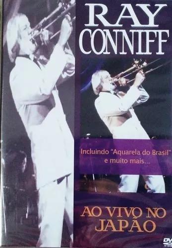 Ray Conniff, Ao Vivo No Japão - Dvd