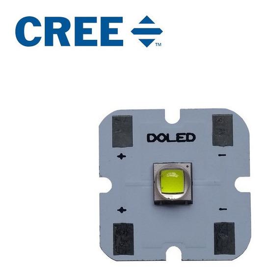 Led Cree Xml2 T6 U2 10w Branco Frio Base 20mm