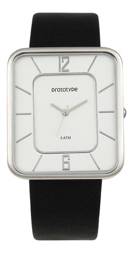 Reloj Prototype Lth-9602-1b  Agente Oficial  Barrio Belgrano