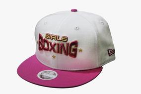 Gorra De Mujer Original New Era No Boxing No Life 9fifty