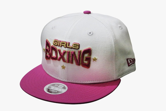 Gorra De Mujer Original New Era No Boxing No Life 9fifty