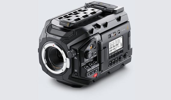 Câmera Blackmagic Ursa Mini Pro 4.6k