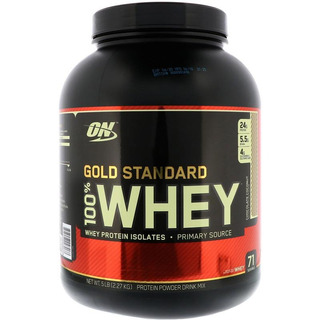 Gold Standard 100% Whey 5 Lbs Chocolate Coco On