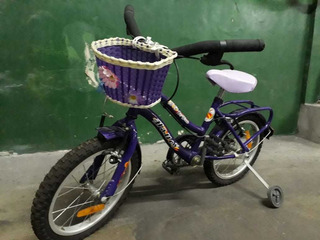 Bicicleta Niña - No Se Hace Envio