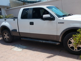Ford Lobo 5.4 Lariat Cabina Doble 4x4 Mt 2007