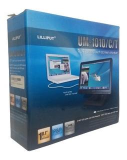 Lilliput Um1010 / C / T - Monitor De Pantalla Táctil Usb