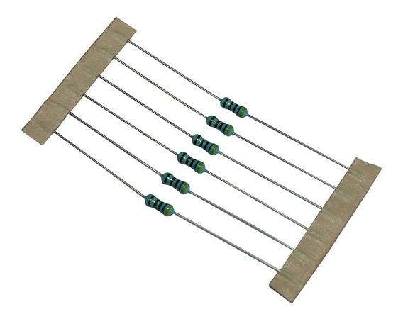 Resistor 1/4w 5% - 100 Unidades