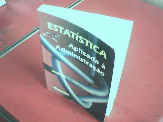 Estatística Aplicada À Administração - Usado