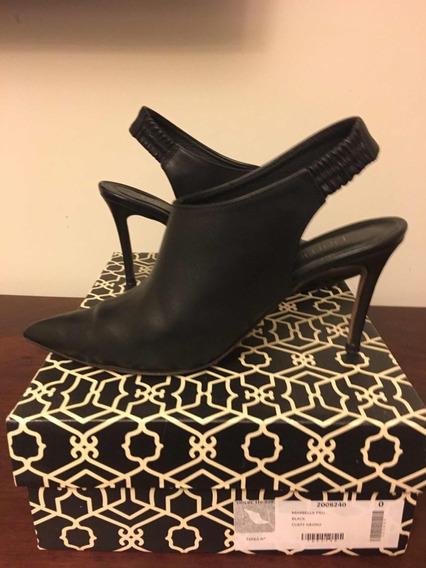 Zapatos Mujer Paruolo Cuero Impecables