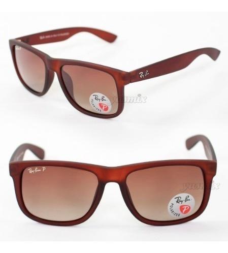 Óculos De Sol Masculino Justin Polarizado Várias Cores
