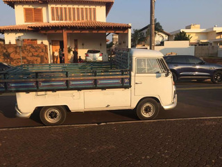 Volkswagen Kombi Pick-up Coruji