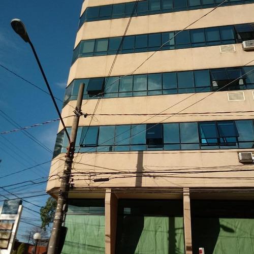 Sala À Venda, 49 M²- Jardim Do Mar - São Bernardo Do Campo/sp - Sa4250