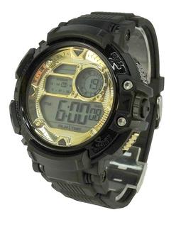 Reloj Tressa Digital Mauro Wr 100m. Garantia Oficial 12meses