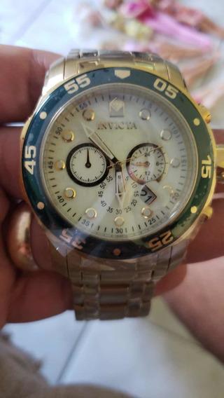 Relógio Invicta Pro Driver 80073 Original Novo Na Caixa