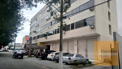 Imagem 1 de 13 de Sala Para Alugar, 25 M² Por R$ 510,00/mês - Jardim Pereira Do Amparo - Jacareí/sp - Sa0197