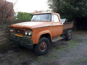 Dodge Power Wagon W300 4x4 V8 (no D200, C10, F100, Unimog)