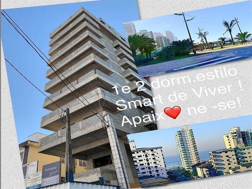 Imagem 1 de 17 de Apartamento - Venda - Vila Guilhermina - Praia Grande - Ter38