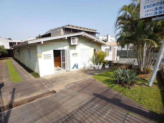 Casa Com 1 Dormitório À Venda, 196 M² Por R$ 290.000,00 - Boa Vista - Novo Hamburgo/rs - Ca3073
