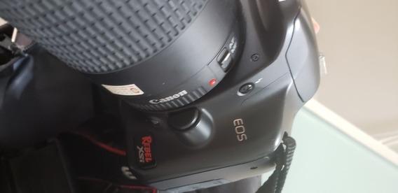 Kit Com 2 Câmeras Canon Com 4 Lentes