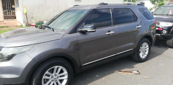 Ford Explorer 2013 Full Extra