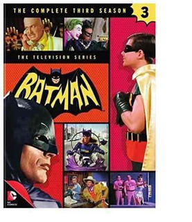 Dvd : Batman: The Complete Third Season (boxed Set, Full...