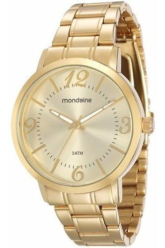 Relógio Mondaine 76506lpmvde1 - O Menor Preço Do Ml!!